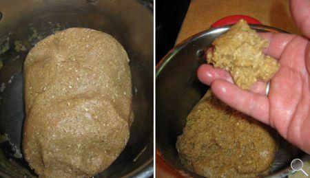 Домашнее овсяное печенье на фруктозе фото 05