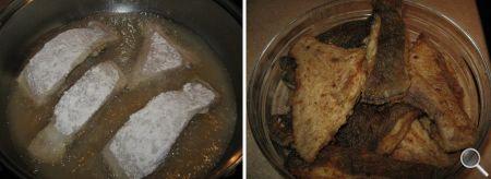 Как жарить камбалу на сковороде фото 04