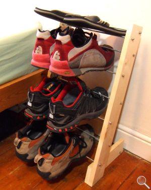 Подставка для обуви фото 01