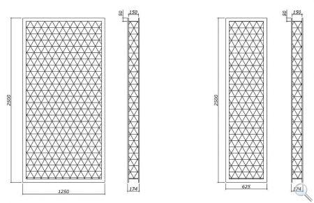 Проектирование дома из SIP-панелей рисунок 02