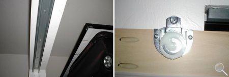 Раздвижные двери для шкафа-купе фото 04