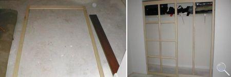 Раздвижные двери для шкафа-купе фото 05