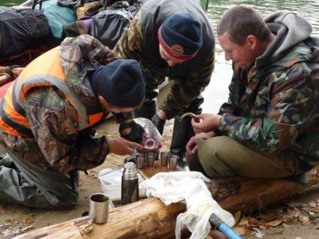 Сплавы по рекам Иркутской области фото 14