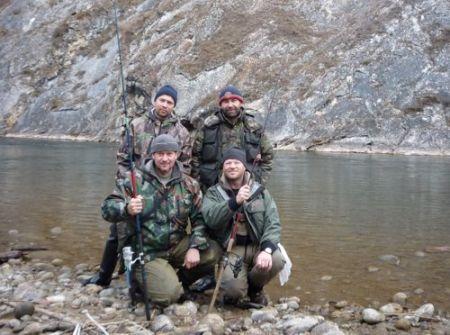 Сплавы по рекам Иркутской области фото 28