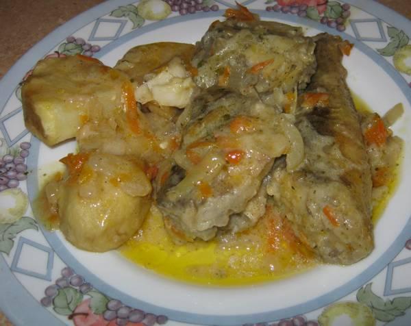 Рецепт приготовления наваги пошагово 92