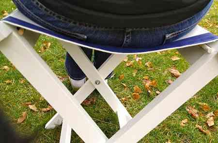 Складной стульчик своими руками чертежи фото 12