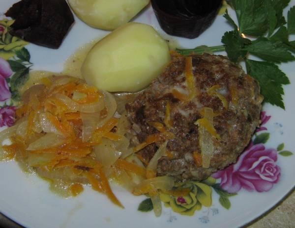 Как приготовить фрикасе из курицы поваренок