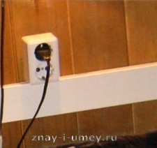 Правильный монтаж электропроводки в частном доме фото