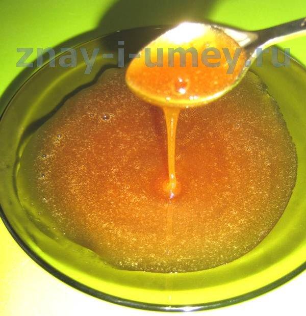 Как сделать поддельный мёд