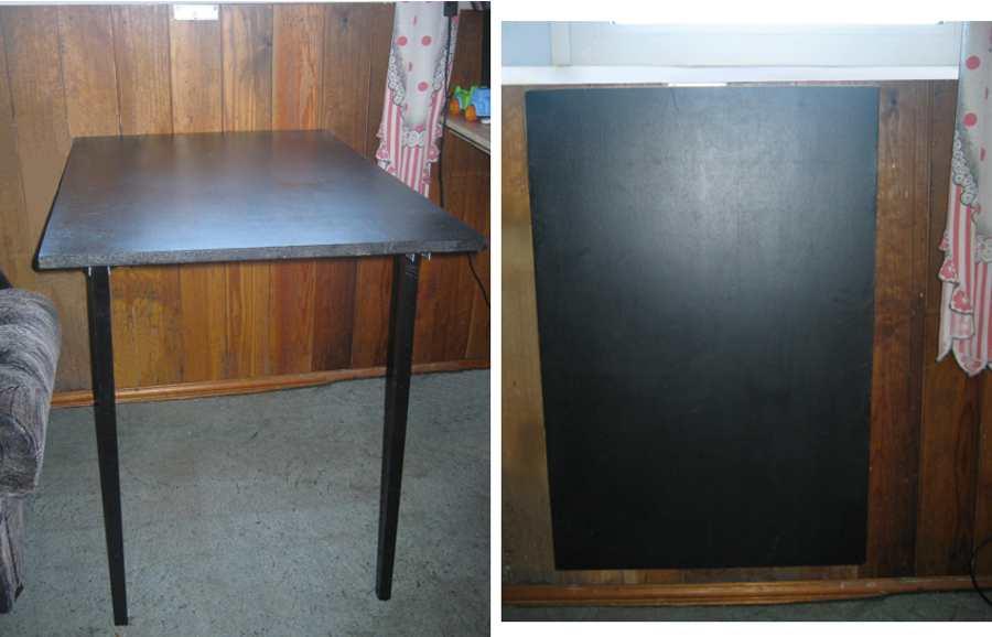 Складной массажный стол своими руками чертежи