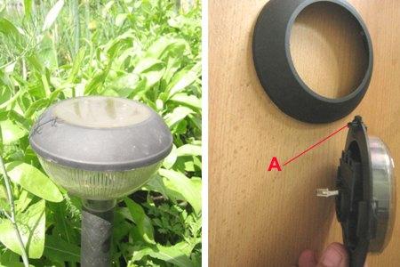 Как сделать свет в туалете фото 02