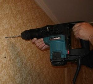 инструмент для отверстий и демонтажа