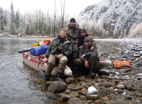 рыбалка в иркутской обл