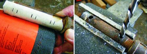 Съемник для фильтров масляных своими руками