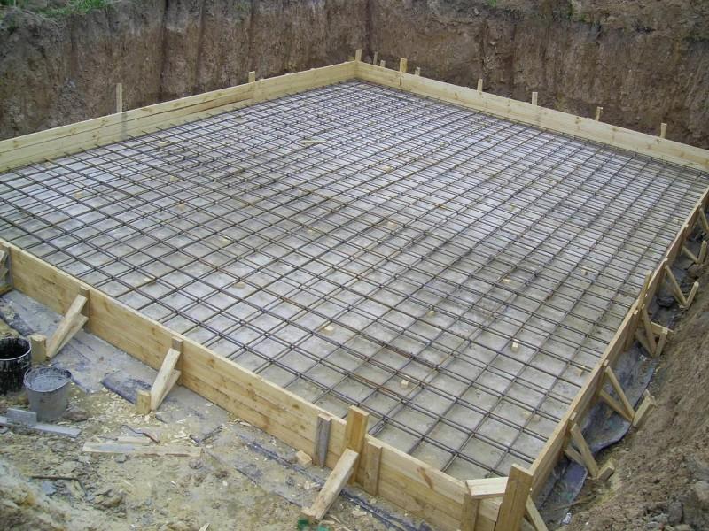 Как отремонтировать трещины в бетонной плите