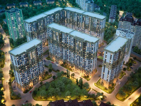 Категории жилья: эконом, комфорт, бизнес-класс, элит